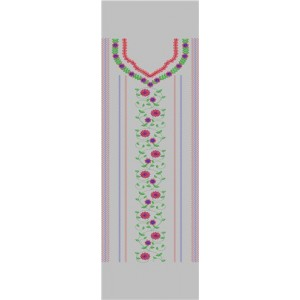 Penal Embroidery 21