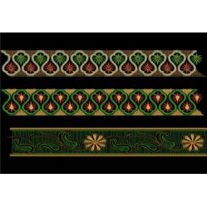 Border Embroidery Designs 40