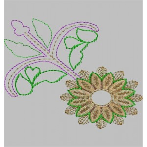 Sequin Embroidery designs 6