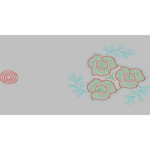 Sequin Embroidery designs 7