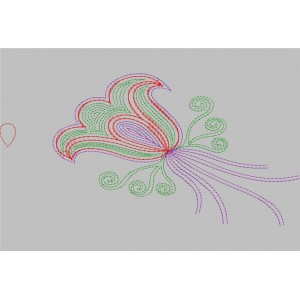 Sequin Embroidery designs 9