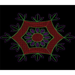 Sequin Embroidery designs 10