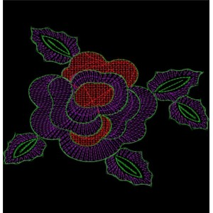 Sequin Embroidery designs 30