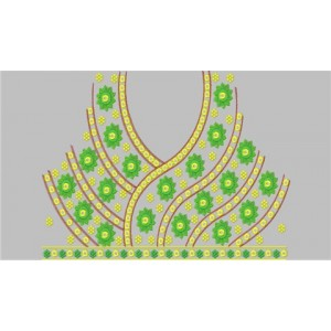 Indian Embroidery Designs 11