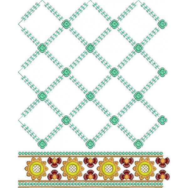 Indian Embroidery Designs 63