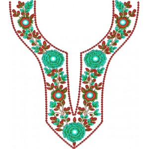 Indian Embroidery Designs 129