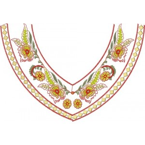 Indian Embroidery Designs 144