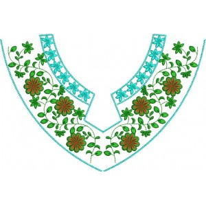 Indian Embroidery Designs 146