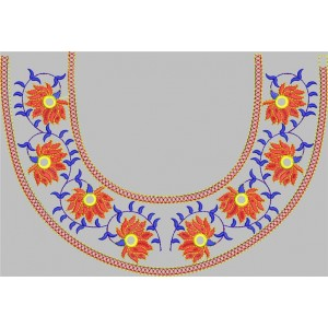 Indian Embroidery Designs 241