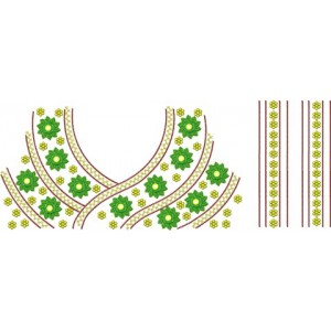 Indian Embroidery Designs 276