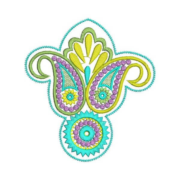 Indian Embroidery Designs 277