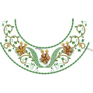 Indian Embroidery Designs 298