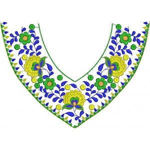 Indian Embroidery Designs 306