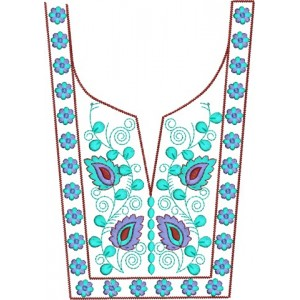 Indian Embroidery Designs 338