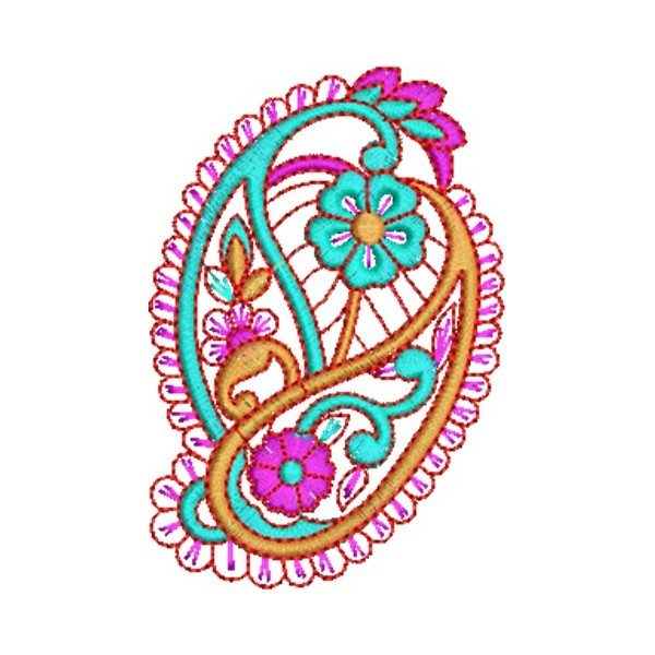 Indian Embroidery Designs 357