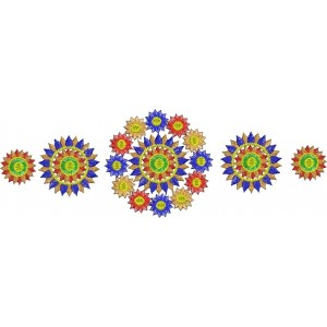 Indian Embroidery Designs 381