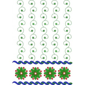 Indian Embroidery Designs 384
