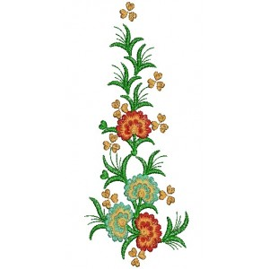 Bautiful Flower Embroidery Designs