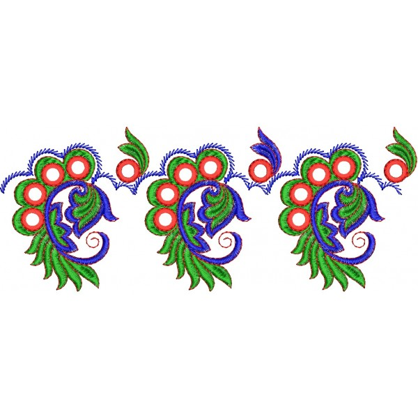 New embroidery designs freebie
