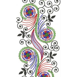 New Machine Embroidery Designs