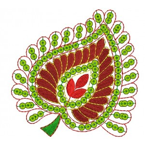 Sequin Embroidery Designs 98
