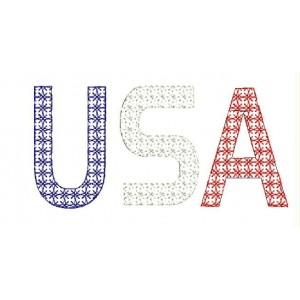 USA Embroidery Designs