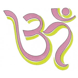 OM Embroidery Designs