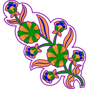 Clipart Flower Decor Embroideryshristi 18