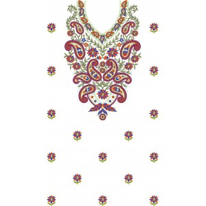 Latest Indian Embroidery Dress Designs