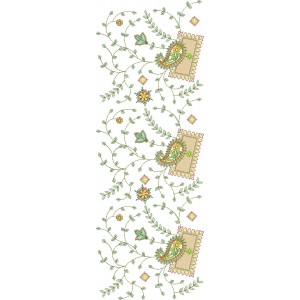 New All over  free Embroidery 10