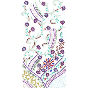 Beautiful Machine Embroidery Designs2075