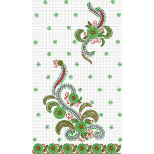 Beautiful sequin Machine Embroidery Designs2065