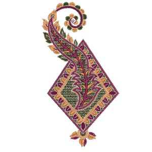 Patch Embroidery Design 14