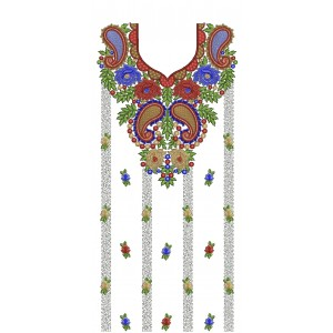 Latest Indian Embroidery Dress Design