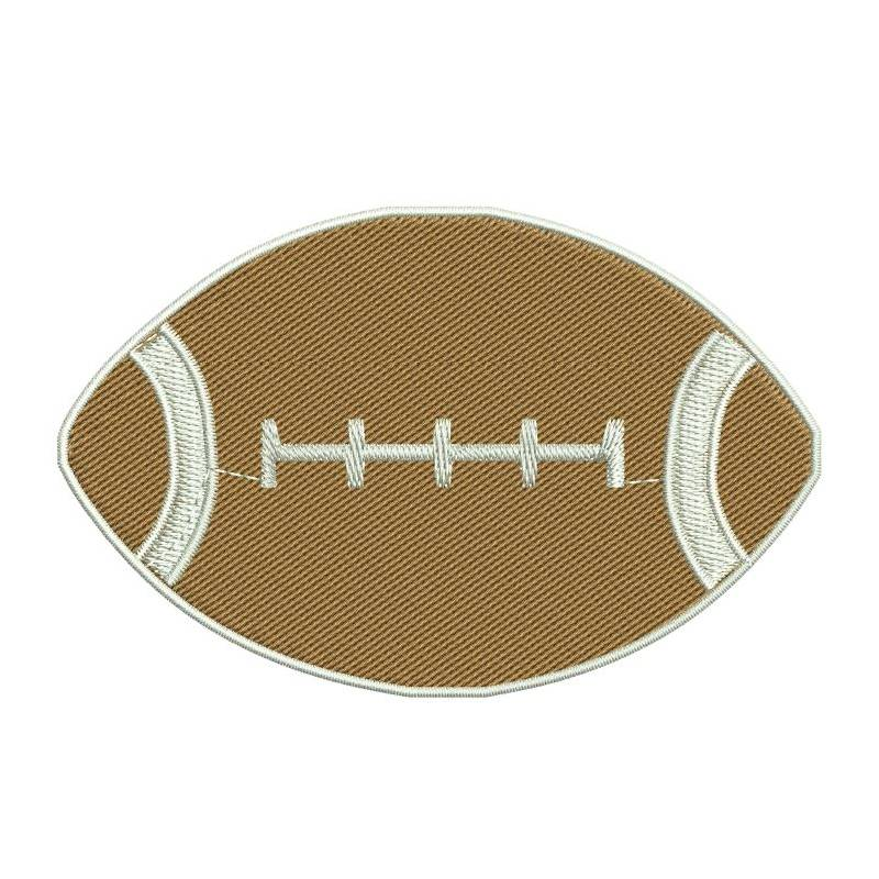 Football Embroidery Designfree Embroidery Designsports Embroidery