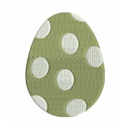 Easter Egg Embroidery Designs