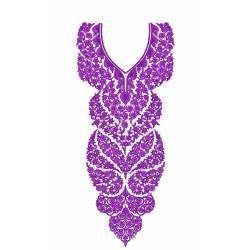 Beautiful Neckline Embroidery Designs