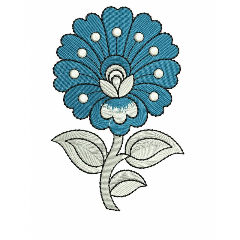 Interior Beautiful Designs beautiful flower embroidery design