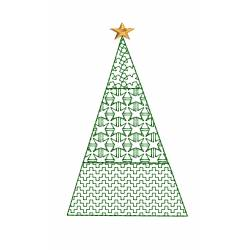 Hand Drawn Christmas Tree Design