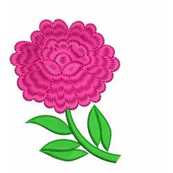 Beautiful Rose Embroidery Design