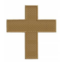 Christian Easter Cross Symbol