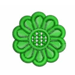 Small Flower Embroidery Design 2x2
