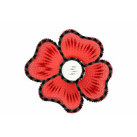 Very Small Flower Embroidery Design