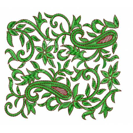 All Over Embroidery Design 2019