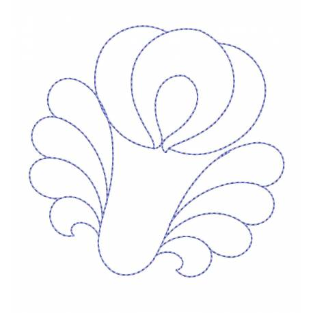 New Flower Freebie Embroidery design