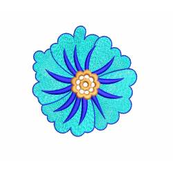 2021 Flower Embroidery For Lady's Clutch